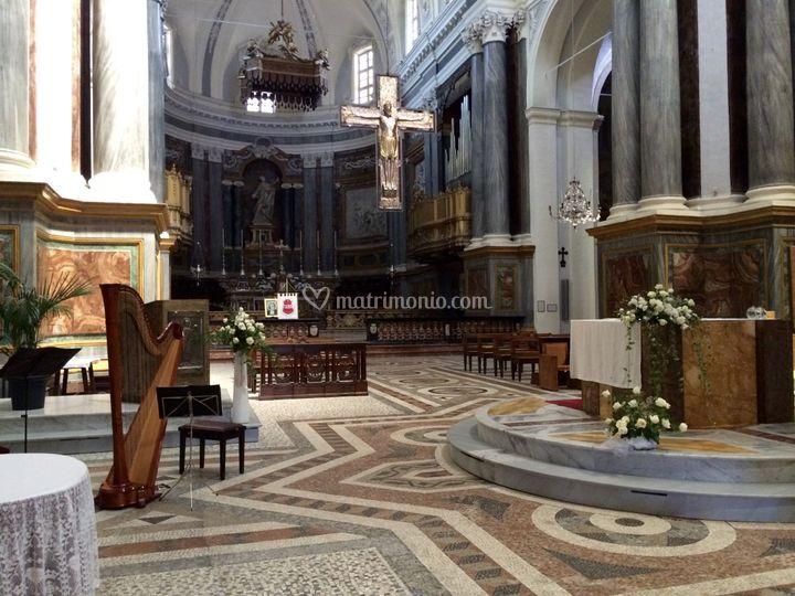 Matrimonio religioso Vercelli