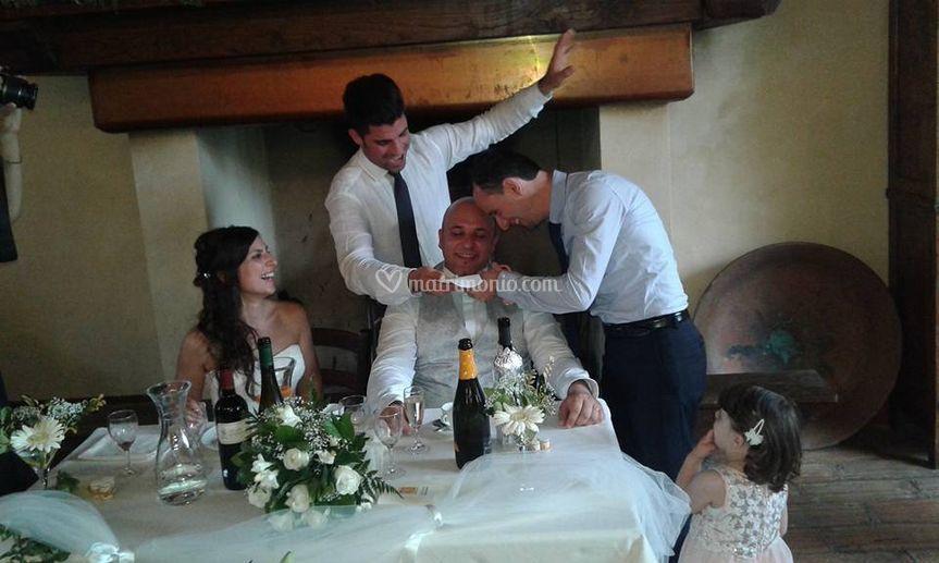 Matrimonio Elena