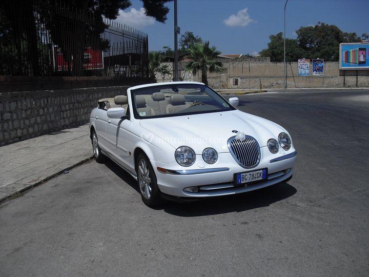 Jaguar Cabrio 4 porte