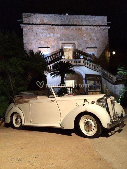 Rolls Royce cabrio