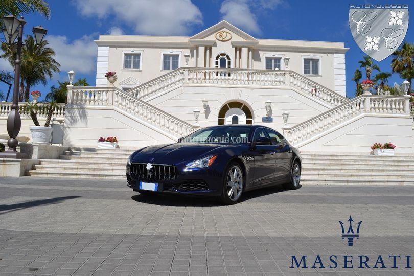 Maserati Quattroporte Granluss