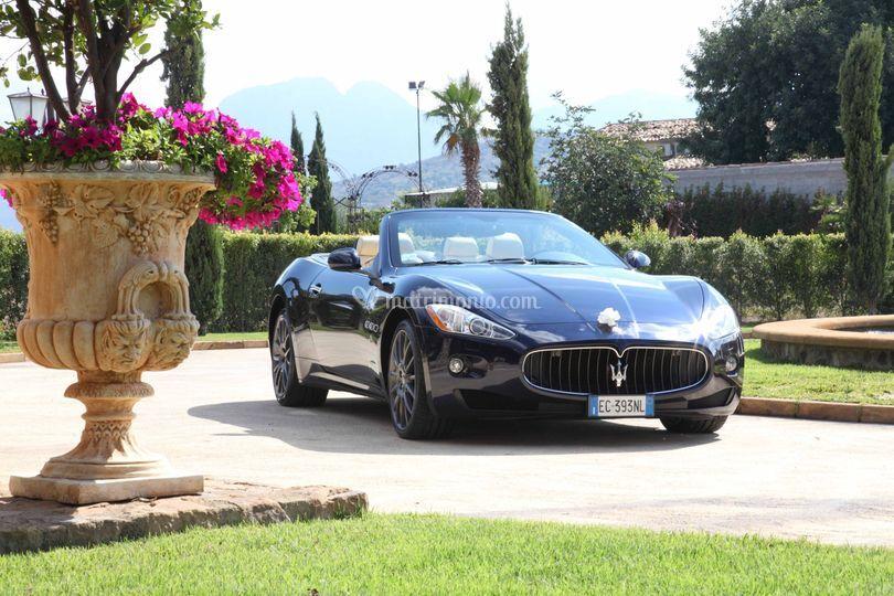 Maserati grancabrio novità