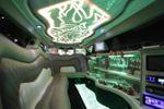 Interno Jaguar XF Limousine
