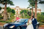 Quattroporte e gli sposi