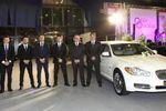 Il nostro staff e la limousine