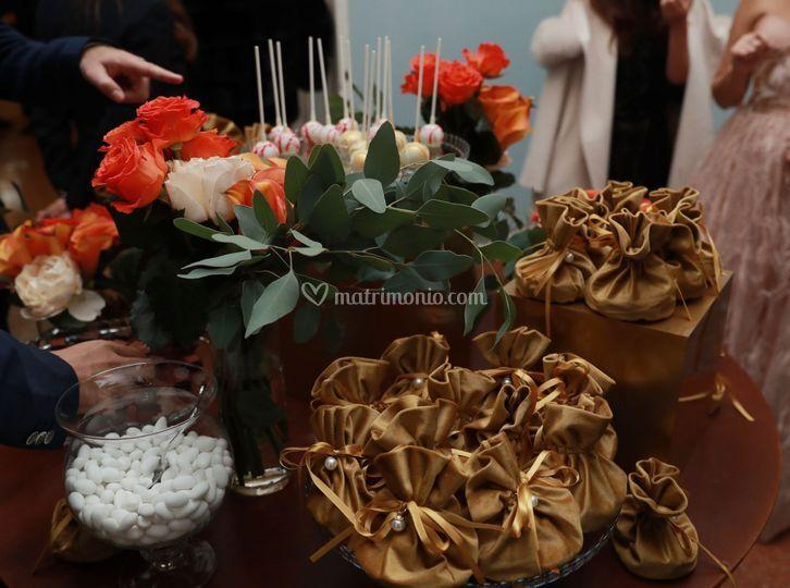 Oriental Autumn Wedding