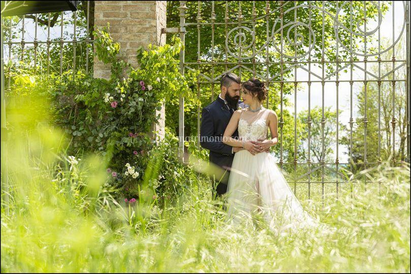 Francesco Cesaroni Wedding