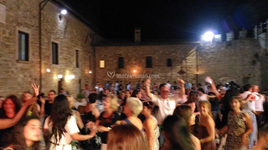 Cena e festa al Castello