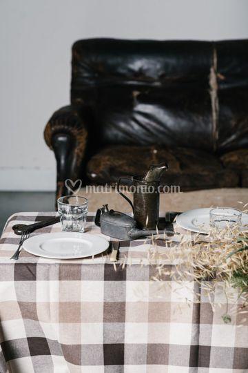 Table Setting Rock