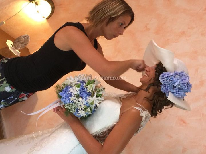 Wedding in carta da zucchero