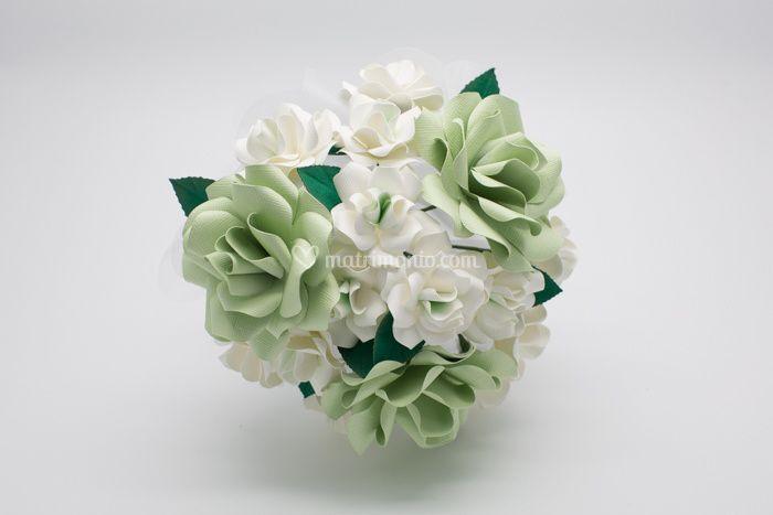 Bouquet smerarldo