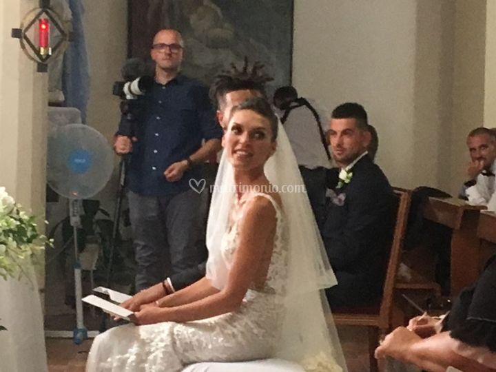 Matrimonio Elisa e D. Hackett