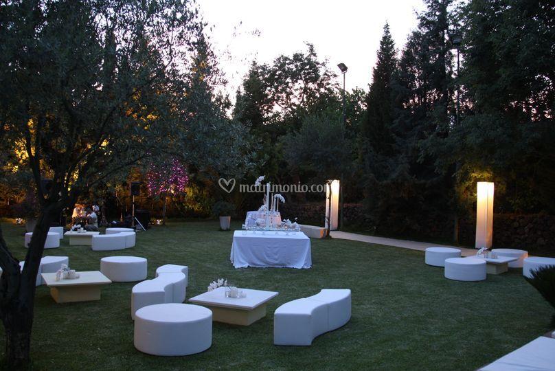 Lumia eventi giardino party