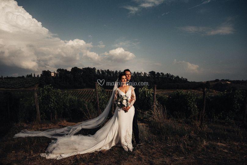 Matrimonio Cerreto Guidi