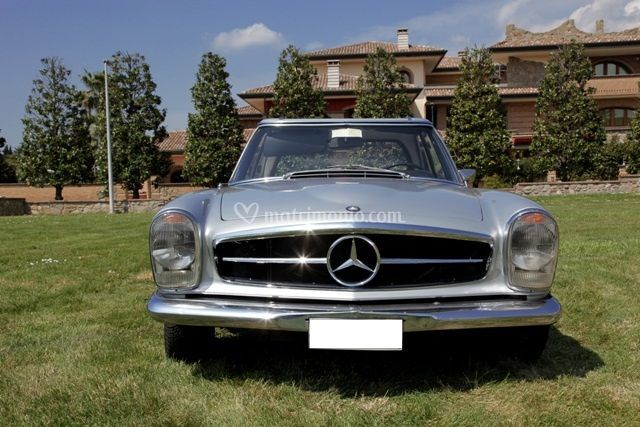 Mercedes pagoda