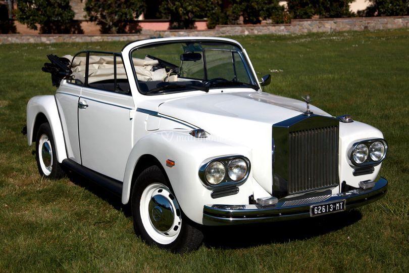 Maggiolone Rolls Royce