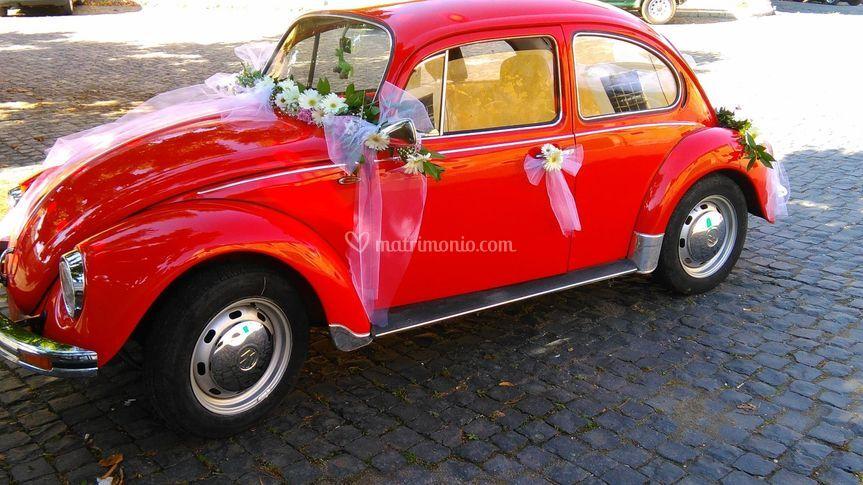 Maggiolino 1979 Wedding