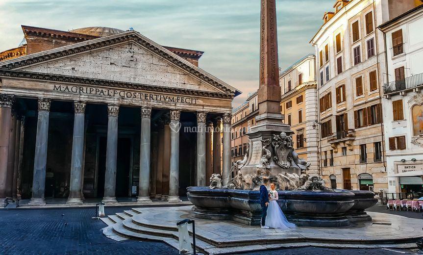 Roma deserta e...noi