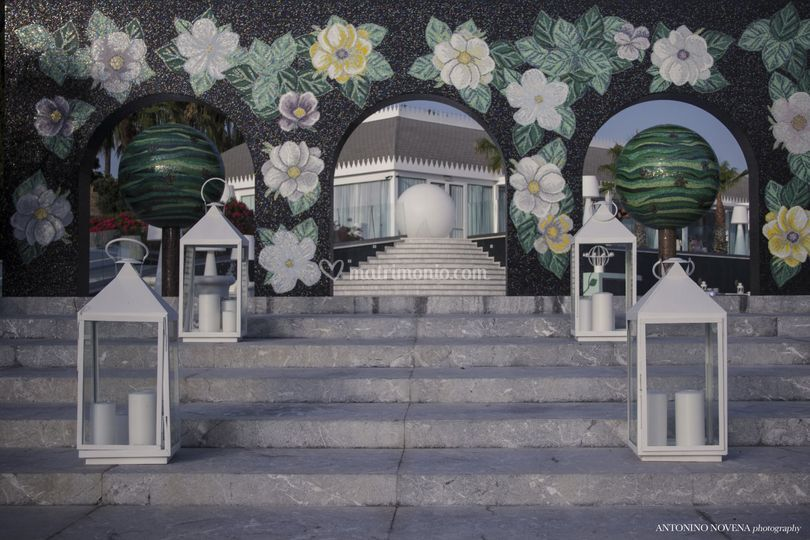 Amaluna - la nuova area