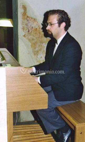 Enrico Angelini Organista/Pianista