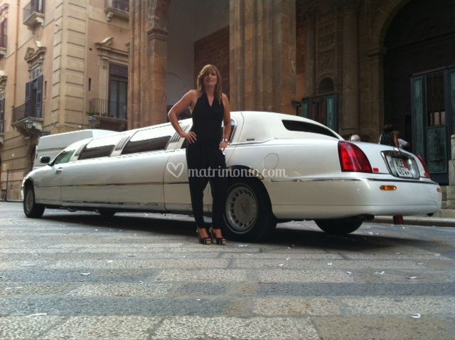 Lincoln t. C. Limousine
