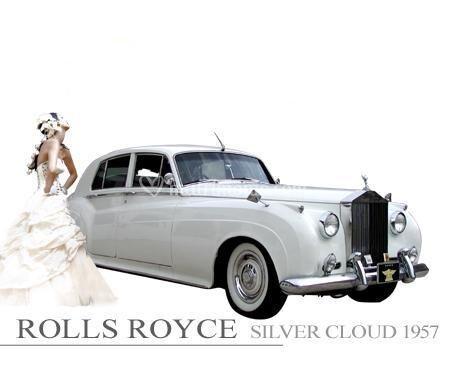 Rollsroyce silver cloud