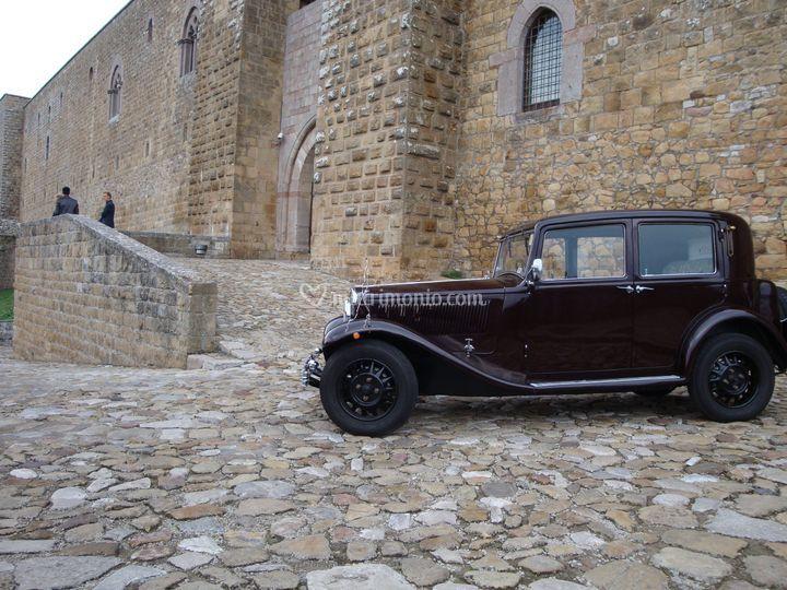 Lancia Augusta