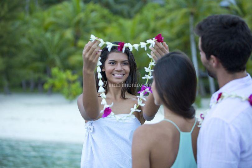 Benvenuti in Polinesia