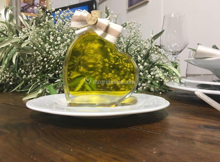 Bomboniera olio