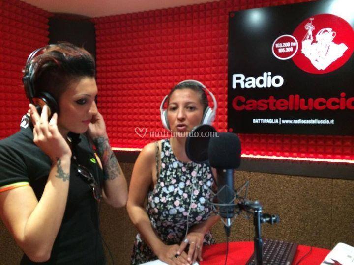 Ospite in Radio Castelluccio