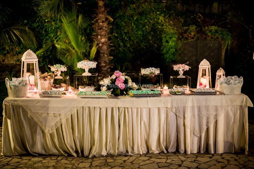 Confettata wedding