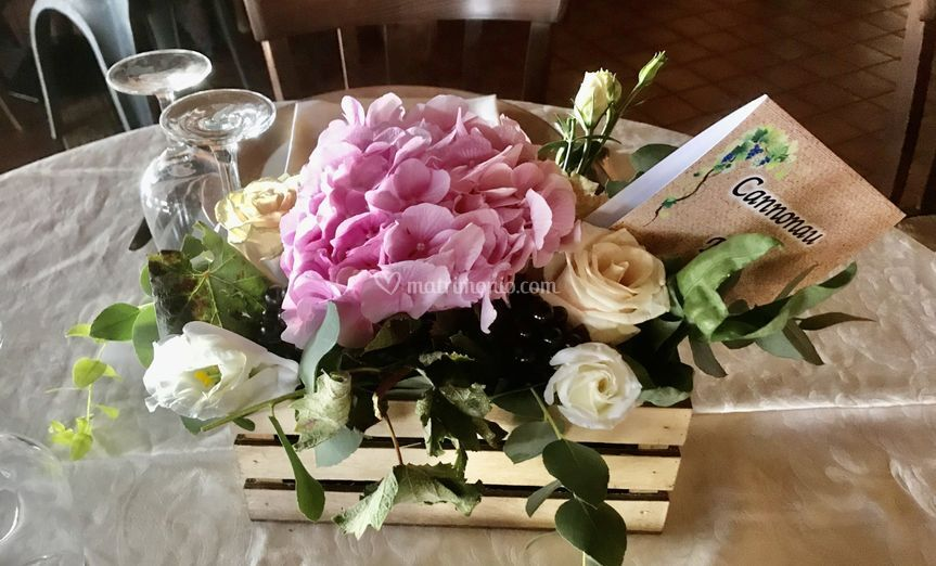 Cassetti a fiori