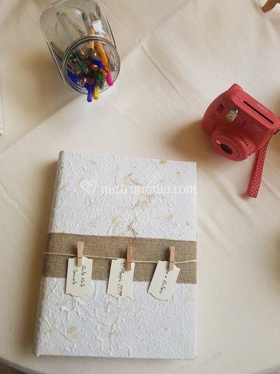 Wedding: Guest Book