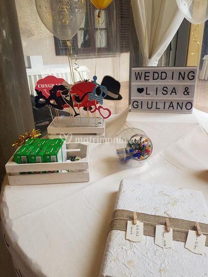 Wedding: Photo Booth
