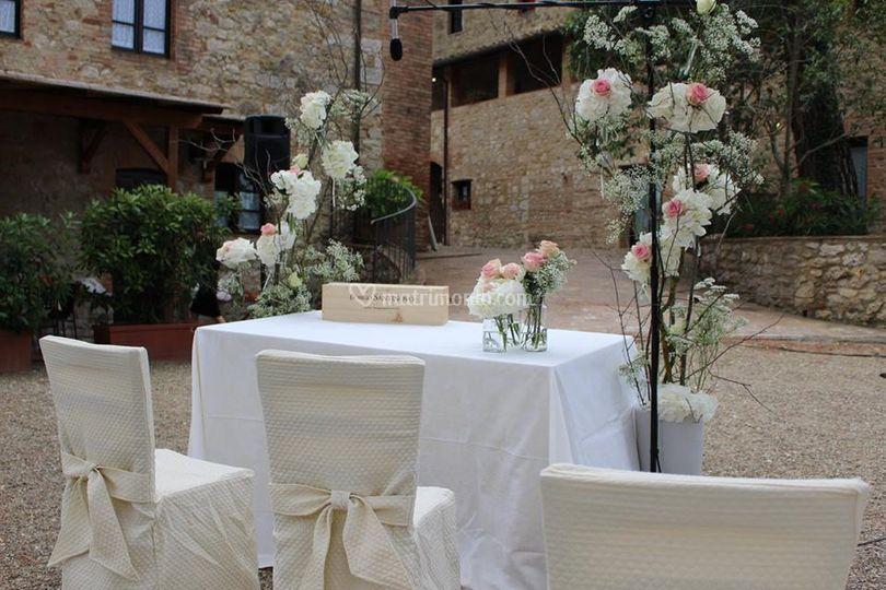 Matrimonio nel Borgo