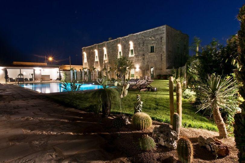 Palazzo ducale venturi luxury relais wellness - Giardino tropicale ...