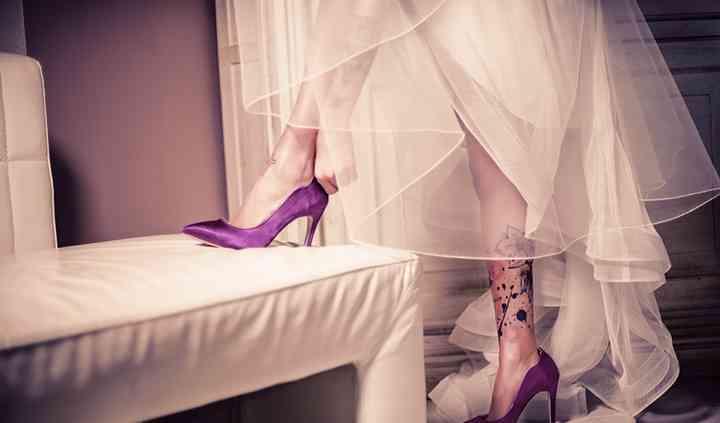 Les MANUelles - Scarpe Sposa
