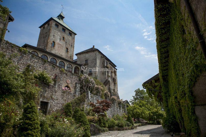 Corte di Castel Ivano