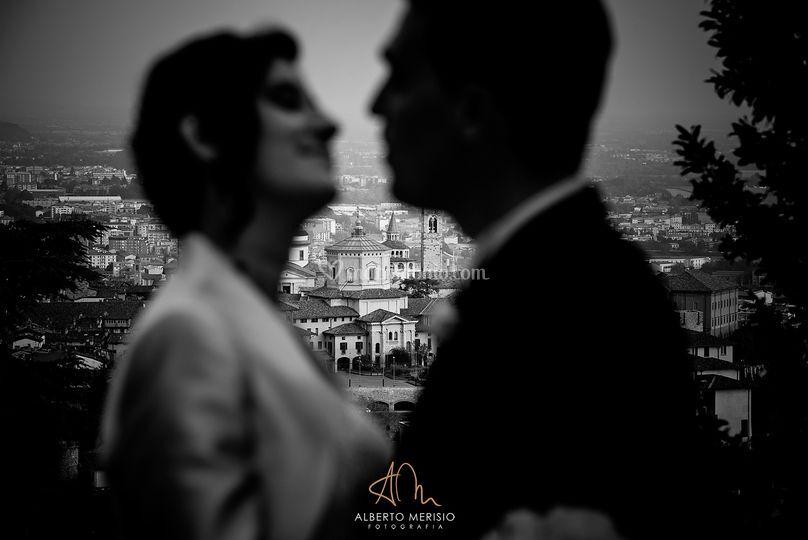 Matrimonio città alta