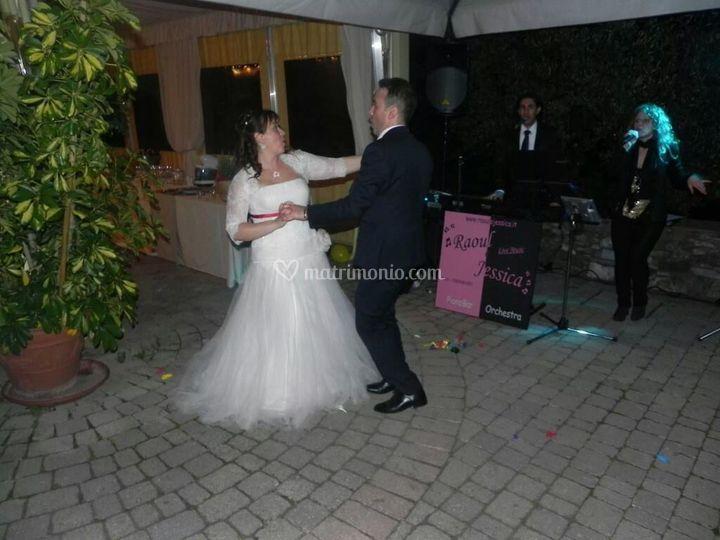 Matrimonio Marco e Lussi