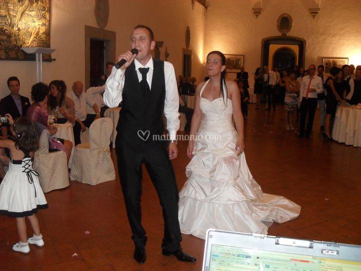 Matrimonio Mattia e Desy