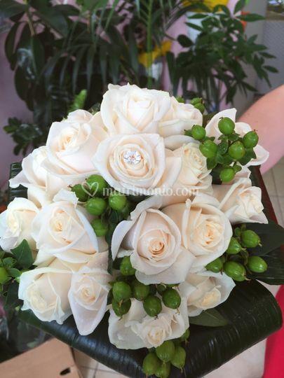Bouquet rose vendela
