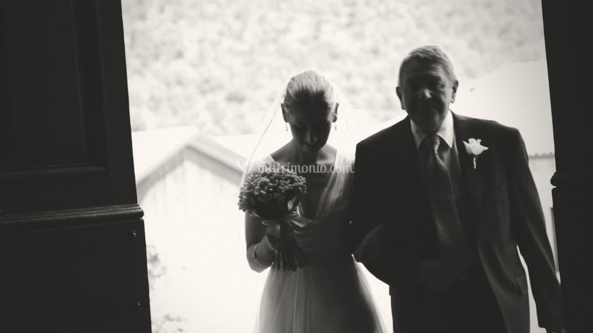 Whitesfilm video matrimonio