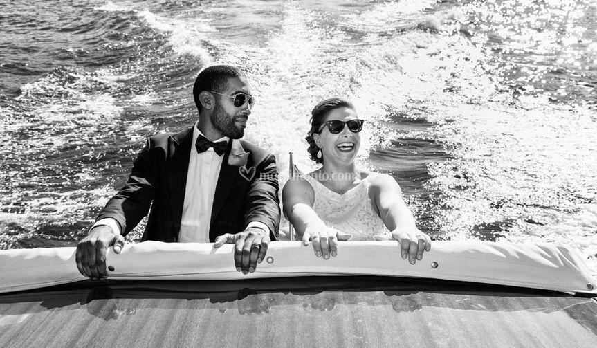Gita in barca!