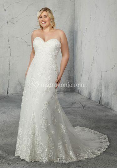 Abito da sposa  3262