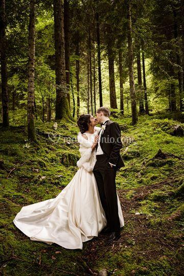 Matrimonio Molina di Ledro