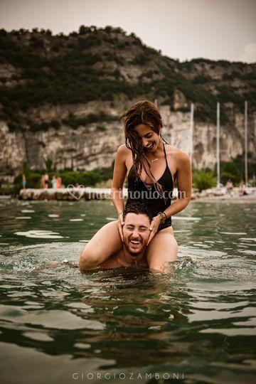 Engagement Lago di Garda