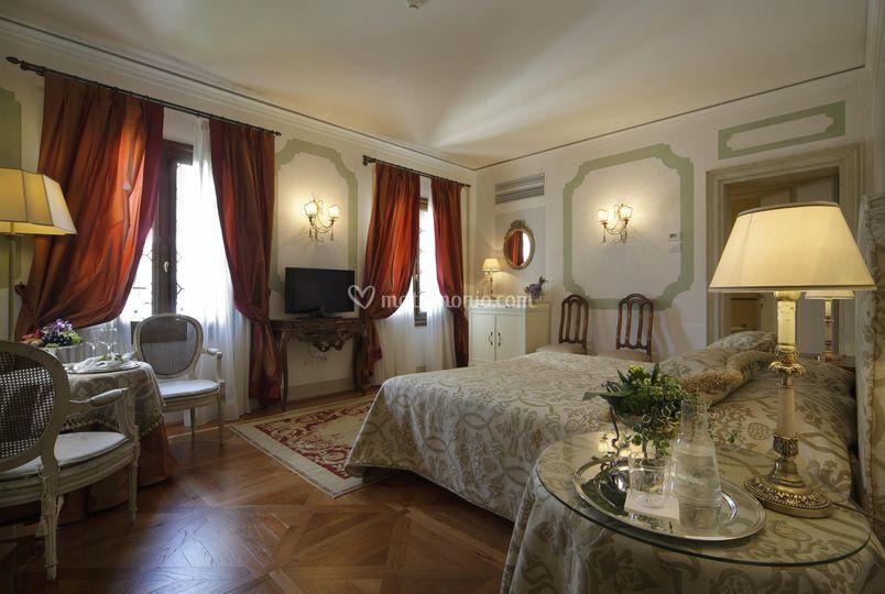Villa Contarini Nenzi - camera