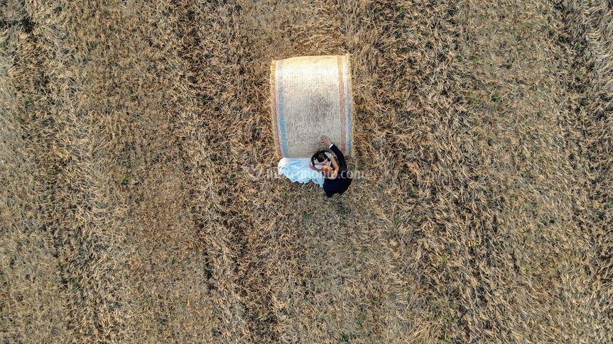 Foto dal drone