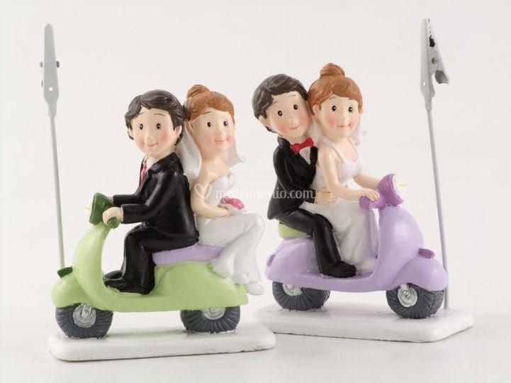 Memo clip scooter